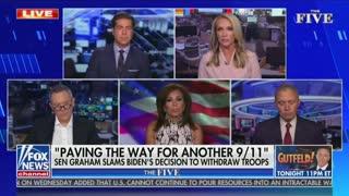 Dana Perino on Afghanistan withdrawal