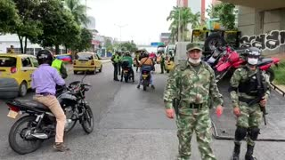 Refuerzan controles de movilidad en Bucaramanga
