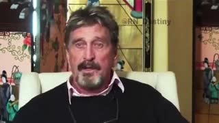John McAfee on Donald Trump and the Media