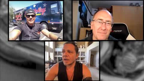 Simon Parkes Meets Arise Freedom USA As They Stop In Vegas