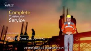 Watlee Construction Inc Luxury Renovations | Local Construction South Florida