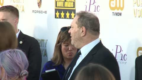 Harvey Weinstein enters not guilty plea