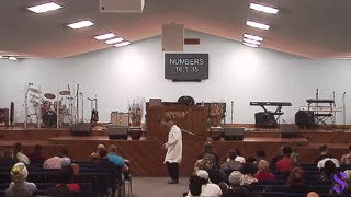 Sabbath Service 02-12-21   The Jezebel Spirit - Part 2  