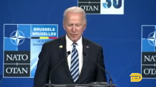 Biden Laughs At Reporter Question About Putin