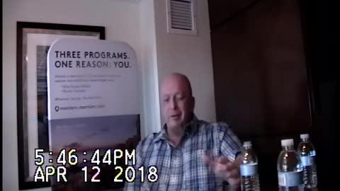 "Ryan Dark White's ""Testimony"" to Ty Clevenger & Matt Couch Part I"