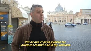 """Evgeny Afineevsky: """"Francesco"""" es un documental sobre toda la Humanidad"""