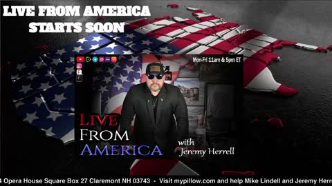 Live From America - 6/3/21 5pm