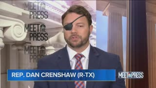 Dan Crenshaw Says People Care About Skyrocketing Gas Prices