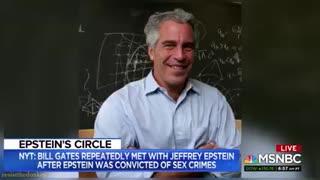 Bill gates ties to Jeffery Epstein