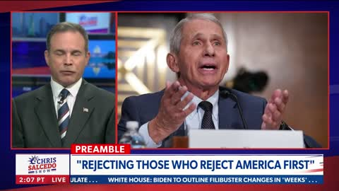 Chris Salcedo: Time we reject those rejecting 'America First'