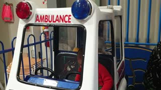Little Ambulance Driver