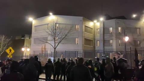 Tacoma: Antifa has arrived at the county jail