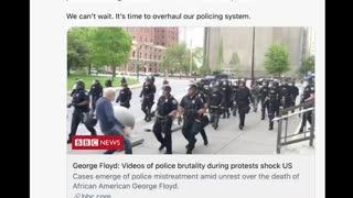 Democrats defunding the police