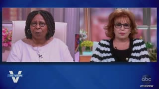 """Joy Behar says Trump caught a """"lucky break"""" being right about China"""