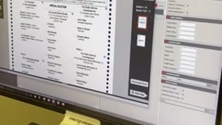 Adjudicating Ballots in Dominion Voting Systems