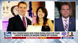 Democratic Rep. Swalwell caught up in suspected Chinese spy plot