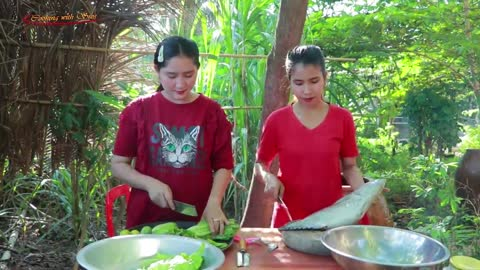 Blood Ocean Fish Cooking - Cooking With Sros