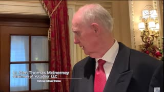 General McInerney - 2020 Election, Foreign Interference & What's at Stake
