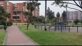 Video: Bogotá, una ciudad fantasma por simulacro obligatorio contra el coronavirus