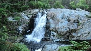 Summertime Waterfall