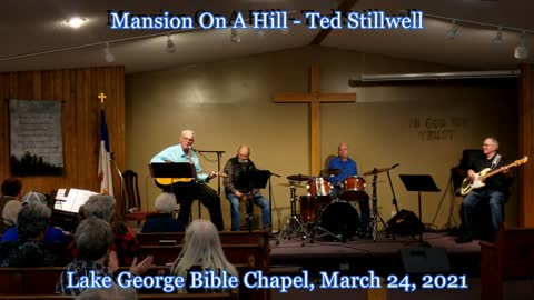 Mansion Over the Hilltop - Ted Stillwell
