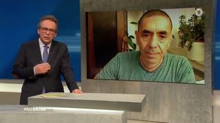 ARD-Gespräch mit Biontec-Chef Sahin: er verzichtet persönlich auf Corona-Impfung