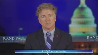 Rand Paul wants to put restrictions on China l