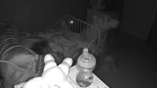 Baby Monitor Captures Horrifying Earthquake Footage In Utah