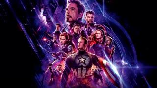 Avengers Endgame - Captain Marvel Arrives (HD)