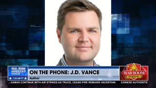 J.D. Vance on How to Punish Woke Corporations That Hate America