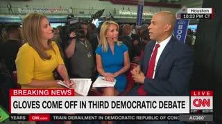 Booker wonders about Biden capability