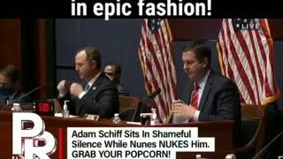 Devin Nunes embarrasses Schiff again over the Russia hoax
