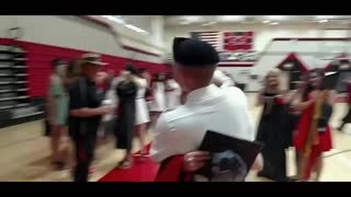 Military homecoming surprises#