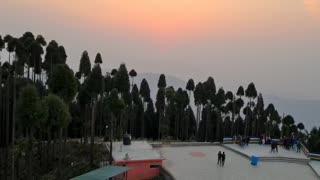 Sunrise nepal
