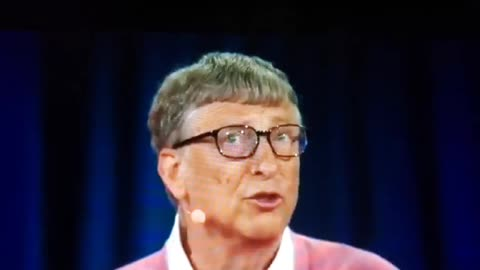 Bill Gates, we Planned this years ago. Part 2 coming soon