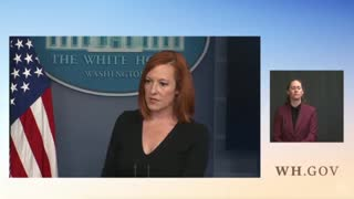 Psaki Doubles Down on Absurd Claim Republicans Favor Defunding Police ...!!!!