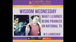 M.C. Laubscher Discusses What I Learned Being Pranked on National TV