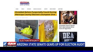 Ariz. state senate gears up for election audit