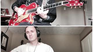 Sleepwalk Guitar Cover