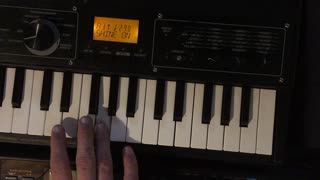 How to Play Shine Your Crazy Diamond Keyboard Solo Part 3 Tutorial
