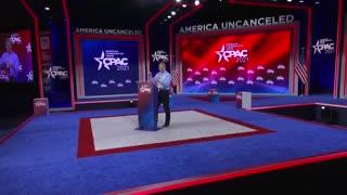 美國🇺🇸 聯邦眾議員 吉姆·喬丹演講節選: 「我一生中沒有哪位總統能像川普總統 在四年期間所做的那樣完成他們的工作」