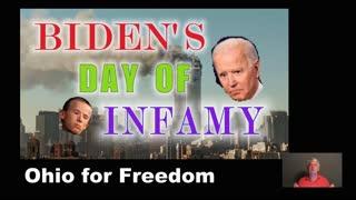BIDEN'S DAY OF INFAMY