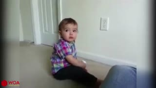 Babies Being Told No Funny Compilation - new