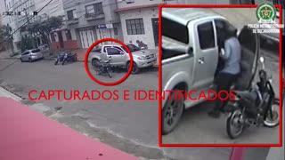 Video: Así operaba banda de fleteros en Bucaramanga