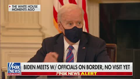 Biden Appoints Kamala Harris For Help With Border Chaos