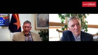 Arizona Today - Interview with Congressman Dr. Paul Gosar (Aug. 20, 2021)