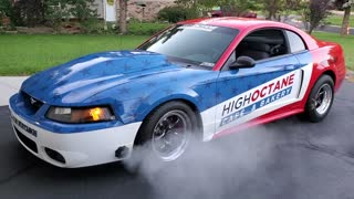 Turbo Mustang Cold Start