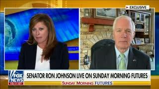 Senator Johnson on Sunday Morning Futures with Maria Bartiromo 10.17 (1/2)