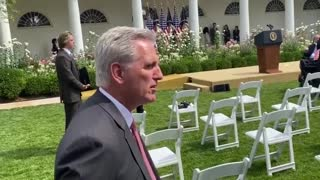 """McCarthy Calmly Rips Cheney and Kinzinger as """"Pelosi Republicans"""" ...!!!"""