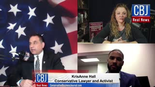 Krisanne Hall & Philip Ndifon UNLEASH About Being Kicked Off A Flight For Being a Trump Supporter!